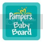 Pampers Baby Board Logo